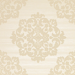 Brilliant Champagne Damasque | Ceramic tiles | Atlas Concorde