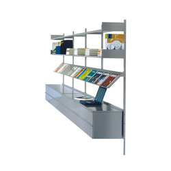 Elle System Office | Magazine shelves | YDF