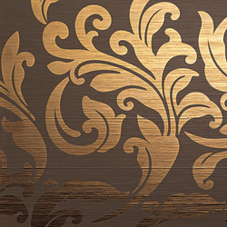 Brilliant Gold Acanthe | Azulejos de pared | Atlas Concorde