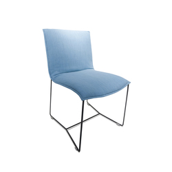 Piuro | Visitors chairs / Side chairs | Jori