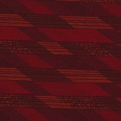 Parallel Scarlet | Stoffbezüge | Burch Fabrics