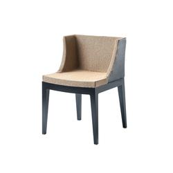 Mademoiselle Kravitz | Restaurant chairs | Kartell