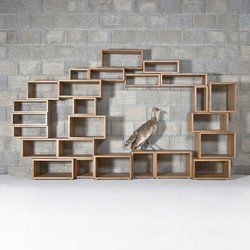 Shelving System | Estantería | Urbanature