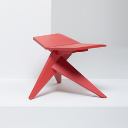 Medici Stool | MC4 | Hocker | Mattiazzi
