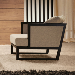 Agra | Armchairs | Busnelli