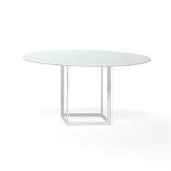 Leonardo Tondo | Dining tables | YDF