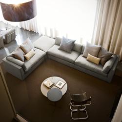 Oh-mar | Modular sofa systems | Busnelli