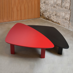 Silex Color centre table | Tables basses | Karen Chekerdjian