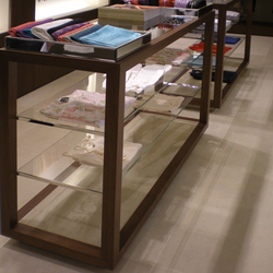 Shopfitting | Display cabinets | YDF