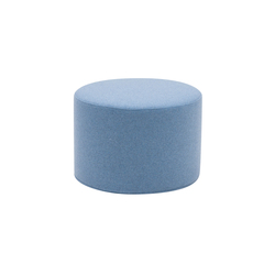 Drum pouf small | Poufs | Softline A/S