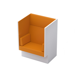 Mute armchair | Privacy furniture | Horreds