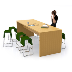 Nomono conference table | Tables collectivités | Horreds