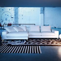 Take it easy | Modular sofa systems | Busnelli