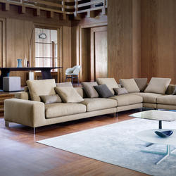 Take it easy | Modular sofa systems | Busnelli