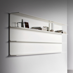 Goldenice | Wall shelves | Busnelli