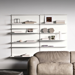Goldenice | Shelving systems | Busnelli