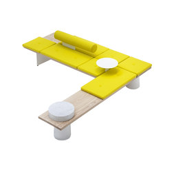 Galleria | Modular seating systems | Tacchini Italia