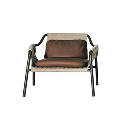 Jacket | Lounge chairs | Tacchini Italia