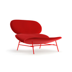Kelly L | Lounge chairs | Tacchini Italia
