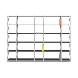 Regal 23656 | Office shelving systems | System 180