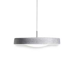 Noa 500 LED pendant | Pendant lights in aluminium | Valoa by Aurora