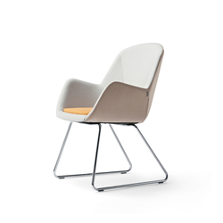 pulse lounge chair | Visitors chairs / Side chairs | Wiesner-Hager