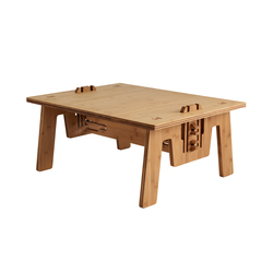 CLICLOUNGETABLE bamboo | Dining tables | PeLiDesign