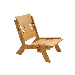 CLICLOUNGER bamboo | Armchairs | PeLiDesign