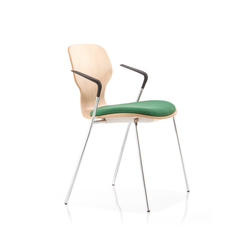 Dine | Multipurpose chairs | Allermuir Limited