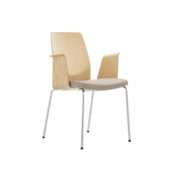 Fleur | Restaurant chairs | Allermuir Limited