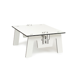 CLICLOUNGETABLE TRESPA | Dining tables | PeLiDesign