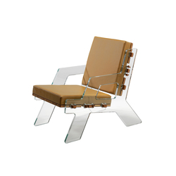 CLICLOUNGER glass | Armchairs | PeLiDesign