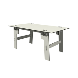 CLICTABLE TRESPA | Dining tables | PeLiDesign