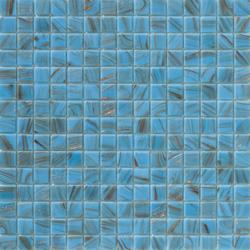 Aurore 20x20 Celeste S. | Mosaicos de vidrio | Mosaico+