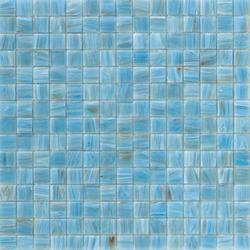 Aurore 20x20 Celeste | Mosaicos de vidrio | Mosaico+