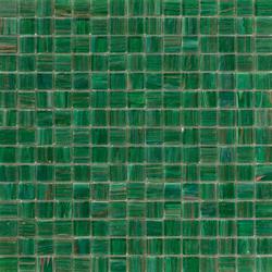 Aurore 20x20 Verde Erba | Mosaïques en verre | Mosaico+