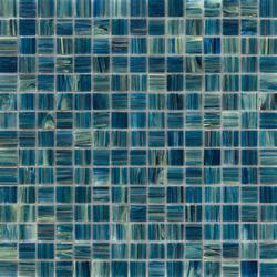 Aurore 20x20 Verde Veronese | Mosaici vetro | Mosaico+