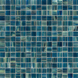 Aurore 20x20 Verde Veronese | Mosaïques en verre | Mosaico+
