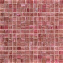 Aurore 20x20 Rosa Caldo | Mosaïques en verre | Mosaico+