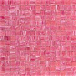 Aurore 20x20 Rosa Vivo | Mosaïques verre | Mosaico+