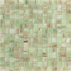 Aurore 20x20 Verde C. | Mosaici vetro | Mosaico+