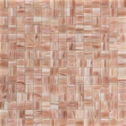 Aurore 20x20 Lavanda Rosata | Glass mosaics | Mosaico+