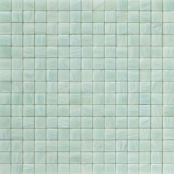 Aurore 20x20 Acqua | Glas Mosaike | Mosaico+