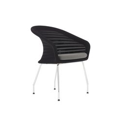 Mayze | Visitors chairs / Side chairs | Allermuir Limited