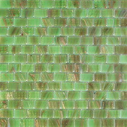 Aurore 20x30 Verde | Mosaicos de vidrio | Mosaico+