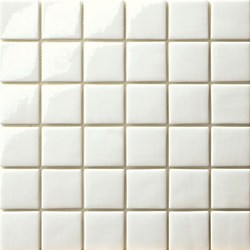 Area25 Bianco | Glass mosaics | Mosaico+