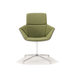 Phoulds | Visitors chairs / Side chairs | Allermuir Limited