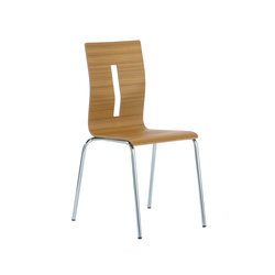 Scoop | Restaurant chairs | Allermuir Limited