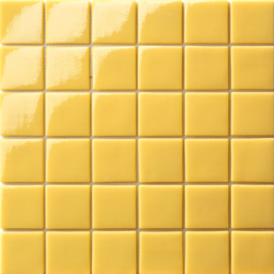 Area25 Giallo Ocra | Glass mosaics | Mosaico+
