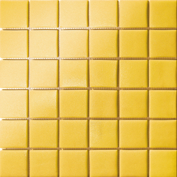 Area25 Giallo Ocra Grip | Glass mosaics | Mosaico+